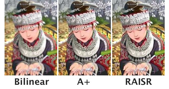 Image result for RAISR