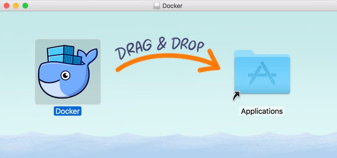 Dockerドラッグ・アンド・ドロップ